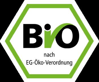 Abbildung des deutschen Bio-Siegels