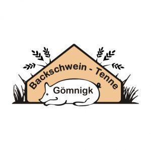 Backschwein-Tenne Gömnigk