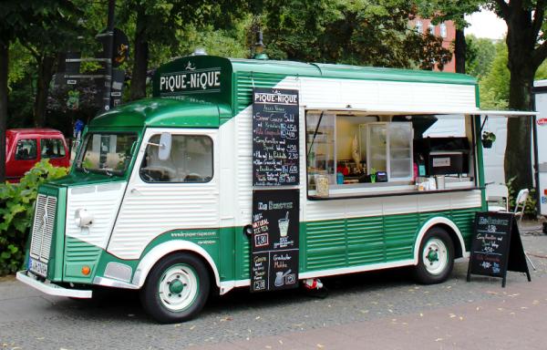 Le Pique Nique Food Truck Berlin